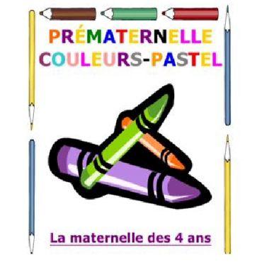 Prématernelle Couleurs Pastel Enr PROFILE.logo