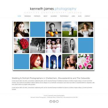 Kenneth James photography blog
