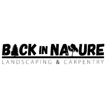 Back in Nature Landscaping & Carpentry PROFILE.logo