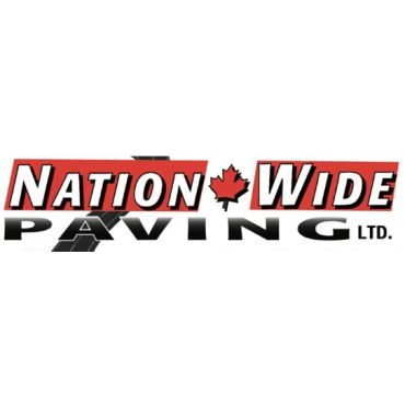 Nation Wide Paving Ltd Orangeville logo