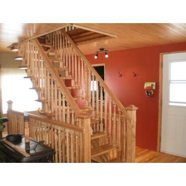 Escalier en bois de A à Z