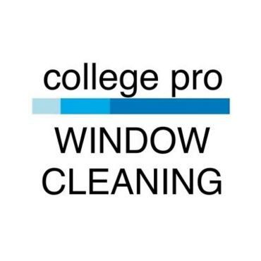 College Pro Window Cleaning logo