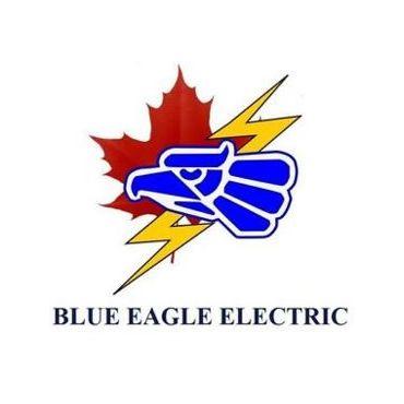 Blue Eagle Electric logo