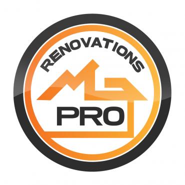 Renovations MG Pro logo