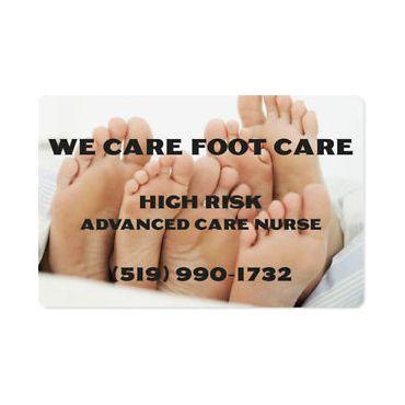 We Care Foot Care PROFILE.logo