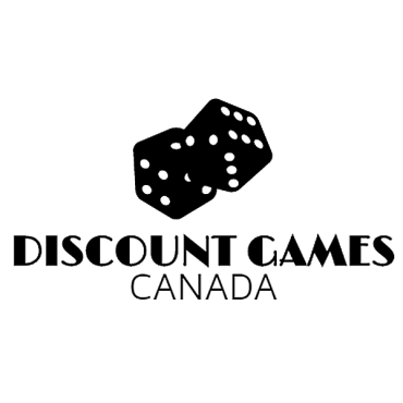 Discount Games Canada PROFILE.logo