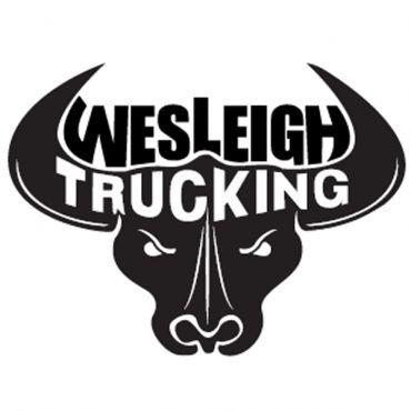 Wesleigh Trucking logo