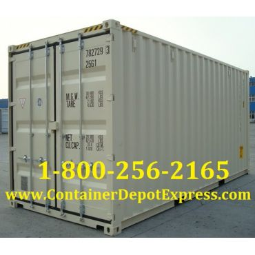 Container Depot Express PROFILE.logo