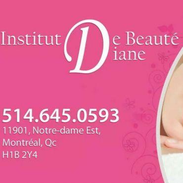 Institut De Beauté Diane logo