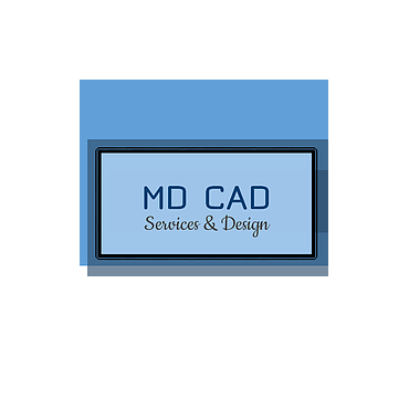 MD CAD Services & Design PROFILE.logo