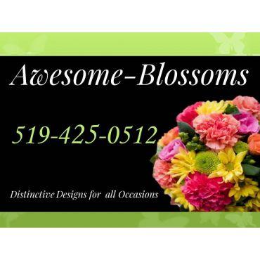 Awesome Blossoms logo