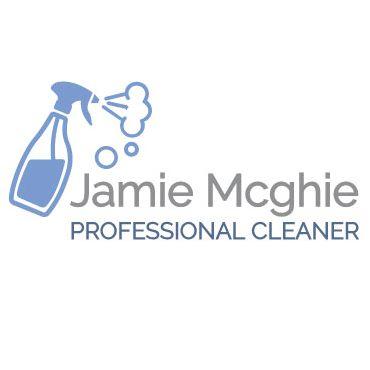 Jamie Mcghie Professional Cleaner logo