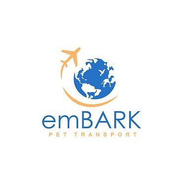 emBARK Pet Transport logo