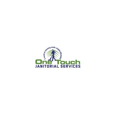 One Touch Janitorial Services logo