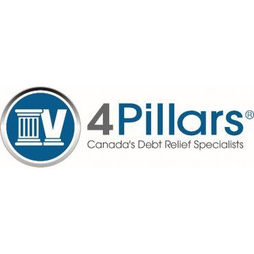 4 Pillars Consulting Halifax Debt Relief logo
