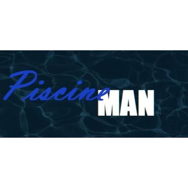 Piscine Man logo