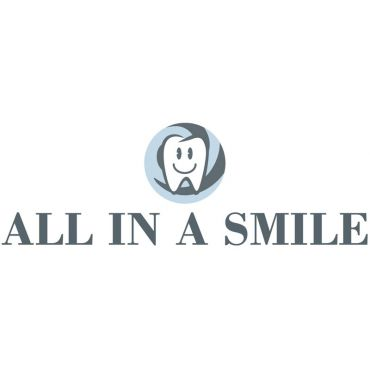 All in a Smile Dental Hygiene logo