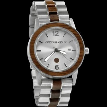 The 6040 Collection - Ebony / Silver Ste