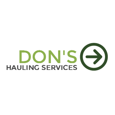 Don's Hauling Services logo