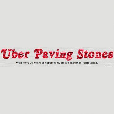 Uber Paving Stones logo