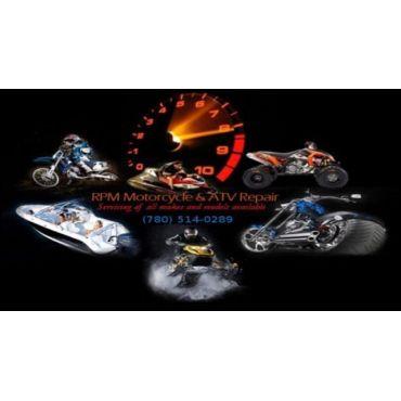 RPM Motorcycle & ATV Repair logo