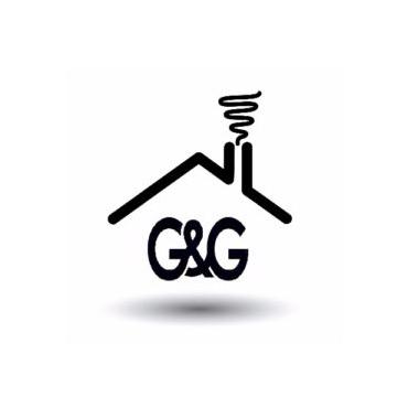 G&G Drywall logo