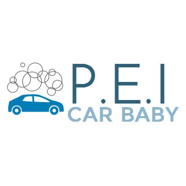 P.E.I Car Baby Wash logo