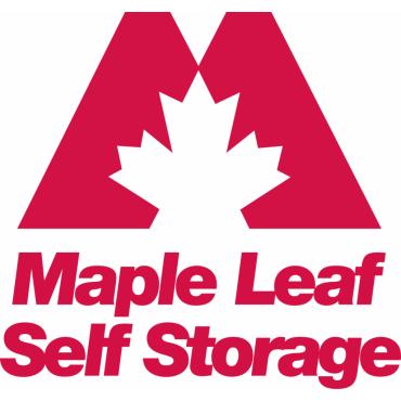Maple Leaf Self Storage - Coquitlam - Lougheed Hwy logo