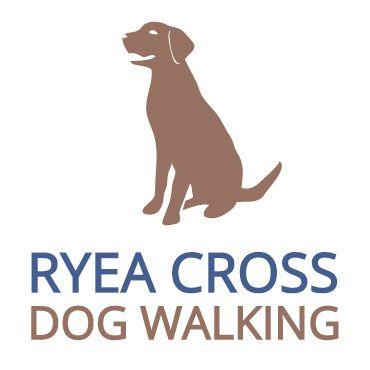 Ryea Cross Dog Walking PROFILE.logo