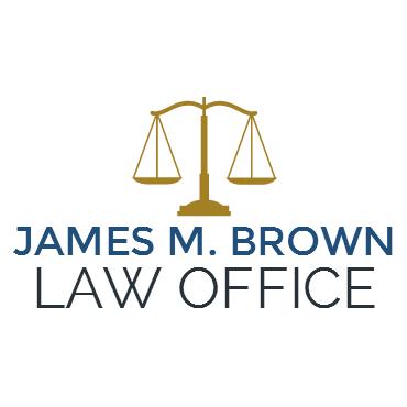 James M. Brown Law Office PROFILE.logo