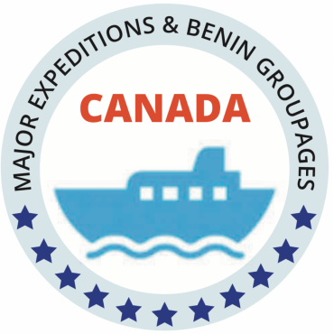 Expeditions Benin Groupages logo