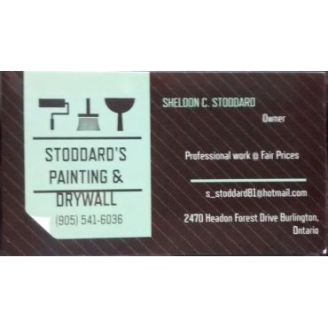 Stoddard's Painting & Drywall PROFILE.logo