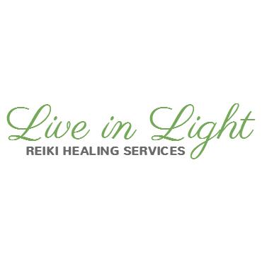 Live In Light Reiki Healing Services PROFILE.logo