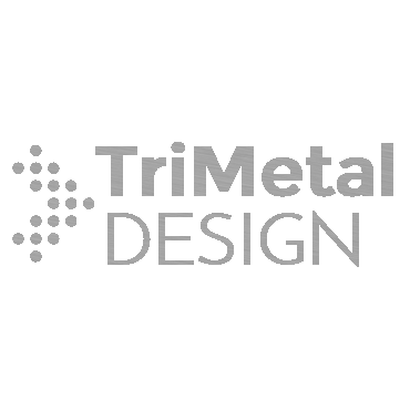 TriMetal Design logo