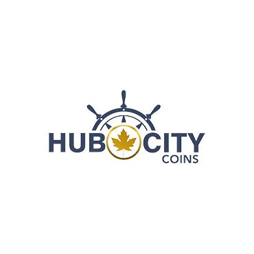 Hub City Coins PROFILE.logo