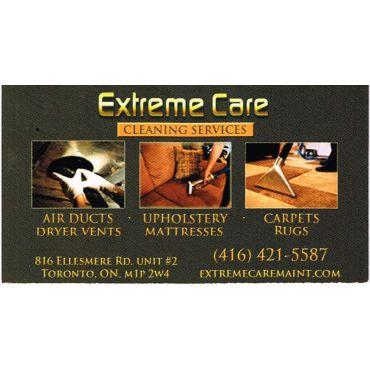 Extreme Care Maintenance logo