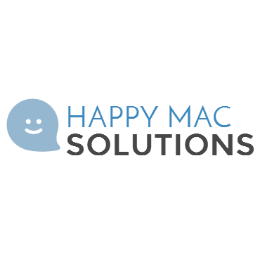 Happy Mac Solutions logo