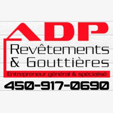 ADP Revêtement Et Gouttières logo