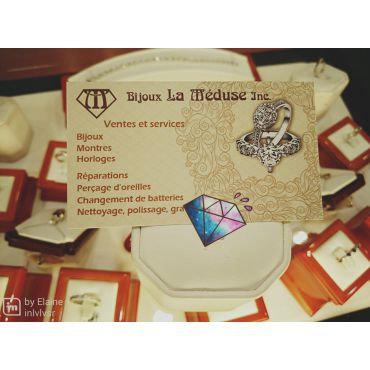 Bijoux La Meduse Inc PROFILE.logo