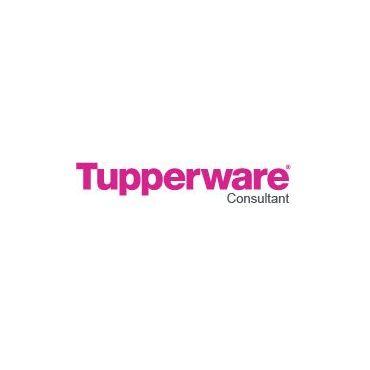 Tupperware with Tamara logo