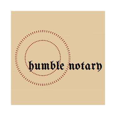 Humble Notary PROFILE.logo