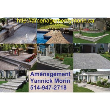 Amenagement Yannick Morin logo