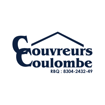 Couvreurs Coulombe logo