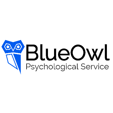 Cheaney Dawe Suzanne - BlueOwl Psychological Services PROFILE.logo