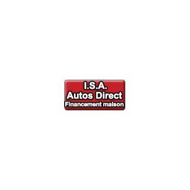 I.S.A. Auto Direct PROFILE.logo