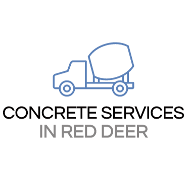 Concrete Services in Red Deer logo
