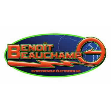 Benoit Beauchamp Entrepreneur Électricien Inc logo