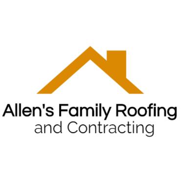 Mike Allen Roofing Logo