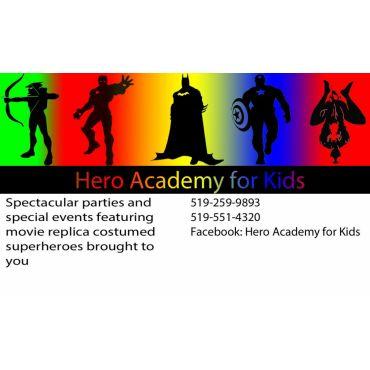 Hero Academy for Kids logo