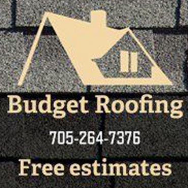 Budget Roofing Logo